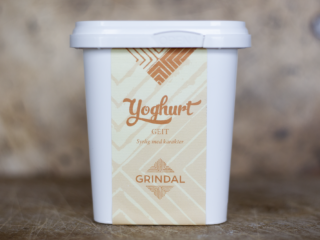 Yoghurt- Geit og Ku