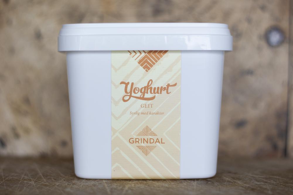 Yoghurt slider